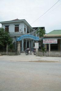 2009 - Die Kinder sind im ersten Raum links untergebracht