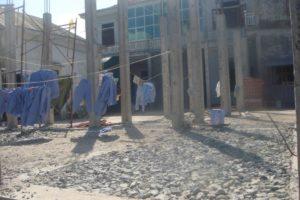 2010 - Der Neubau beginnt