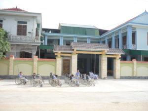 2011 - Nach Fertigstellung des Anbaus