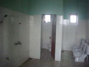 2011 - Die neuen Sanitär-Anlagen