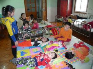 2015 - Kinder im Erdgeschoß
